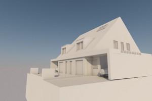 Doppelhaushälften in Urdenbach